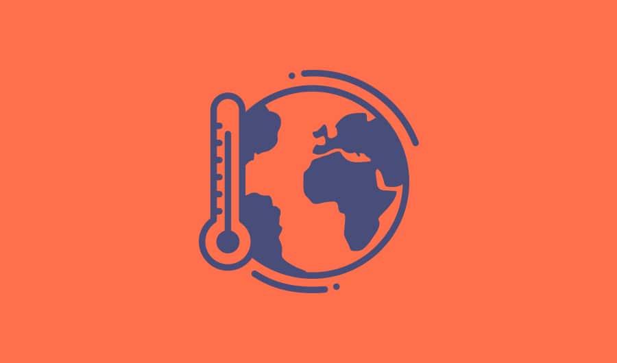 Les français préoccupés par le réchauffement climatique