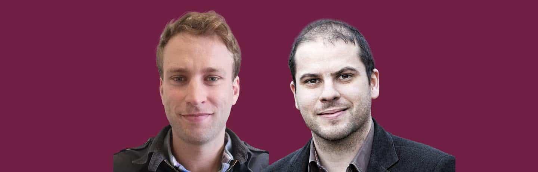 Rencontre entre Baptiste Soenen et Thomas Eglin