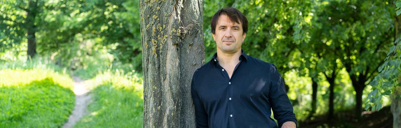 Julien Pierre, fondateur du label Fair Play For Planet