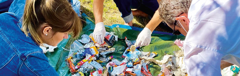 L'ADEME mouille le maillot pour réduire les déchets